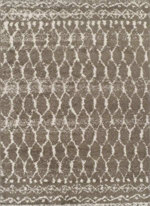 "Dalyn Rocco Rc5 Taupe 9'6"" x 13'2"" Collection"