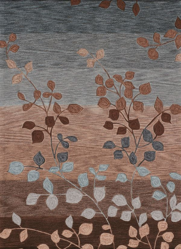 "Dalyn Studio Sd1 Mocha 3'6"" x 5'6"" Collection"