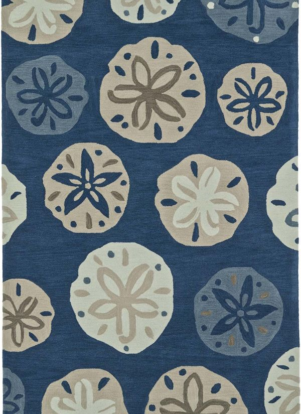 "Dalyn Seaside Se11 Baltic 3'6"" x 5'6"" Collection"