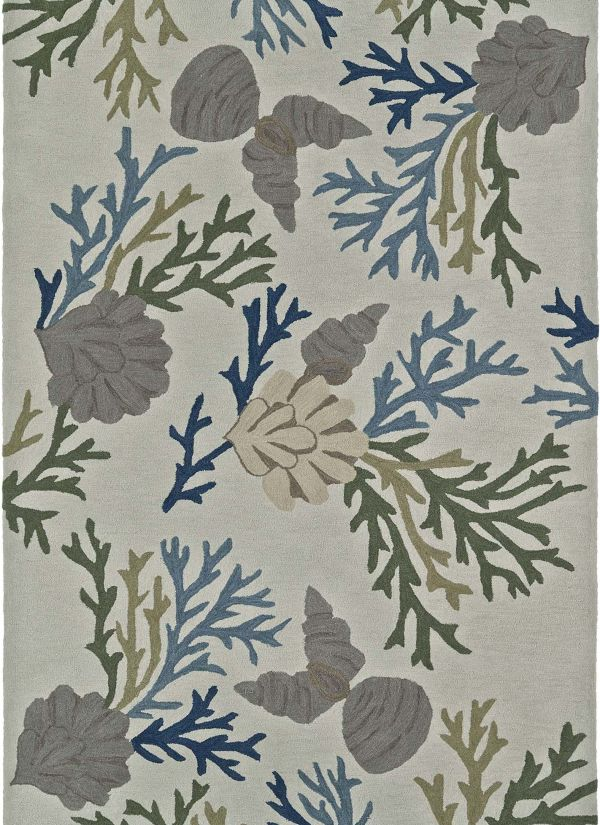 "Dalyn Seaside Se13 Linen 5'0"" x 7'6"" Collection"