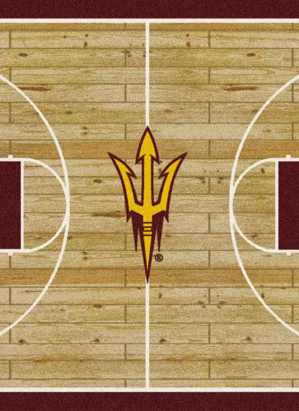 Milliken College Home Court Arizona State Multi Collection