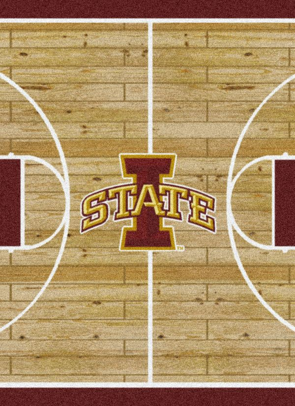 Milliken College Home Court Iowa State Multi Collection