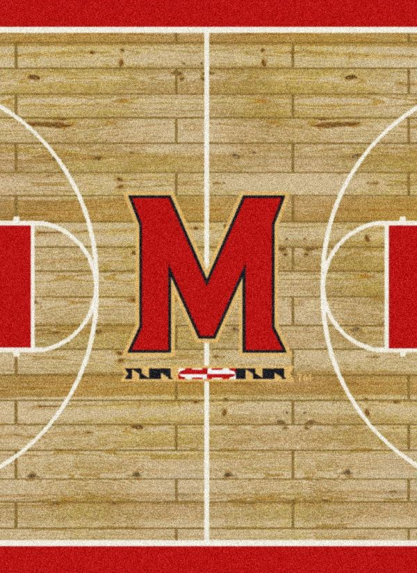 Milliken College Home Court Maryland Multi Collection