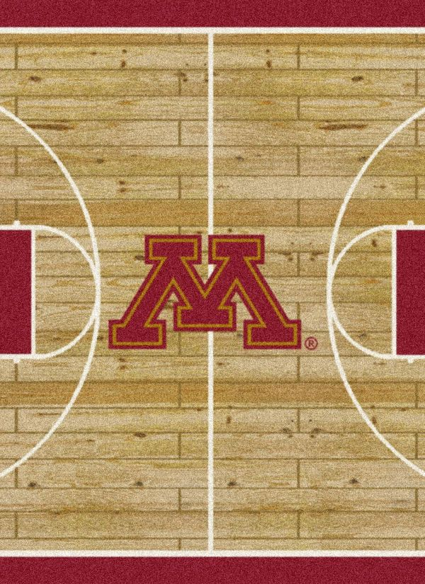 Milliken College Home Court Minnesota Multi Collection