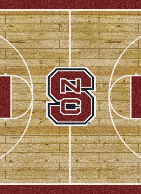 Milliken College Home Court North Carolina State Multi Collection