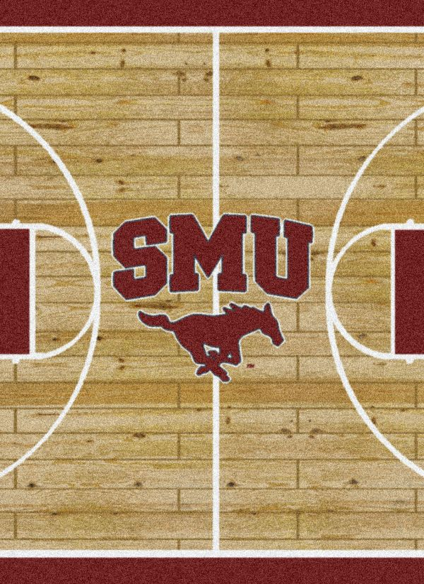 Milliken College Home Court Southern Methodist Multi Collection