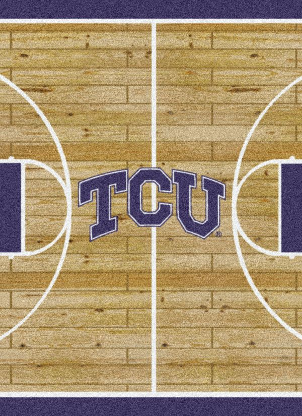 Milliken College Home Court Texas Christian Multi Collection