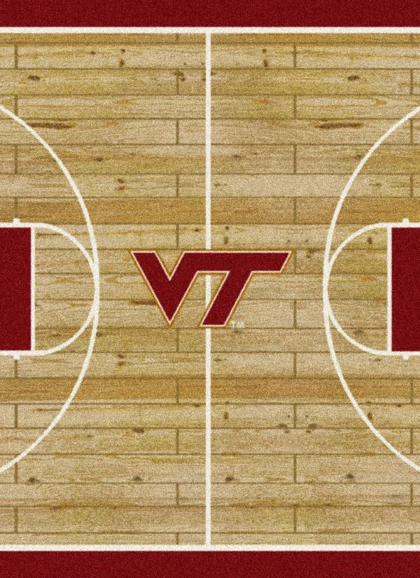 Milliken College Home Court Virginia Tech Multi Collection