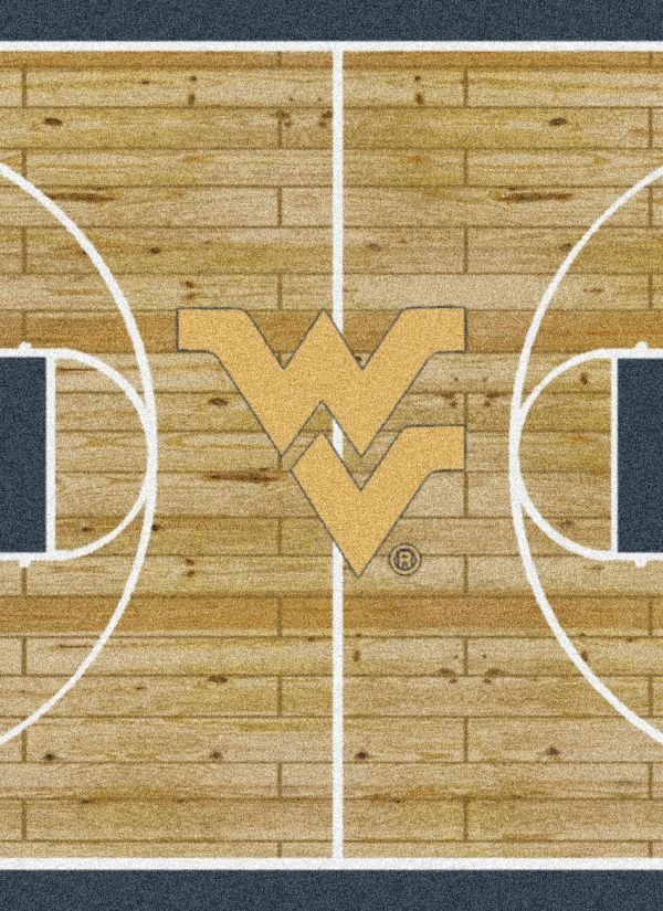Milliken College Home Court West Virginia Multi Collection