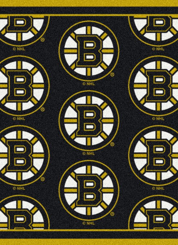 Milliken NHL Team Repeat Boston Bruins Multi Collection