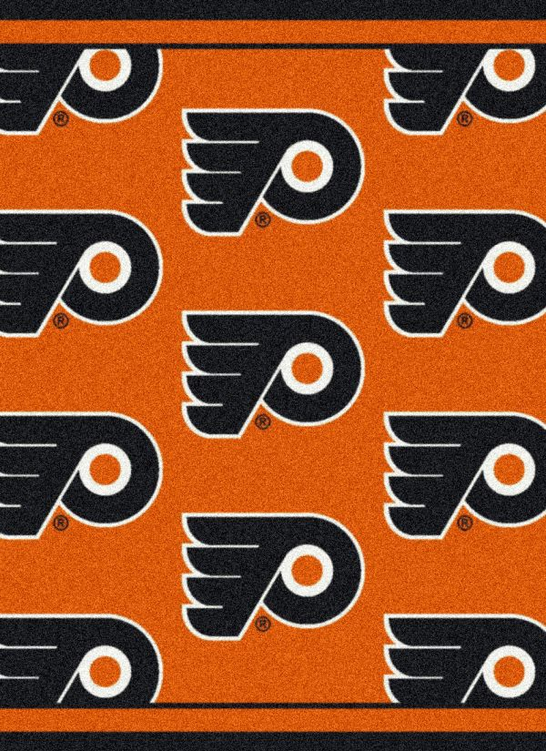 Milliken NHL Team Repeat Philadelphia Flyers Multi Collection