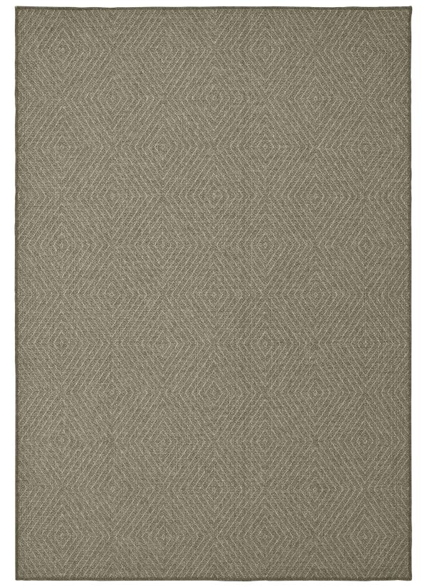 "Tommy Bahama Boucle 562e Grey 7'10"" x 10'10"" Collection"