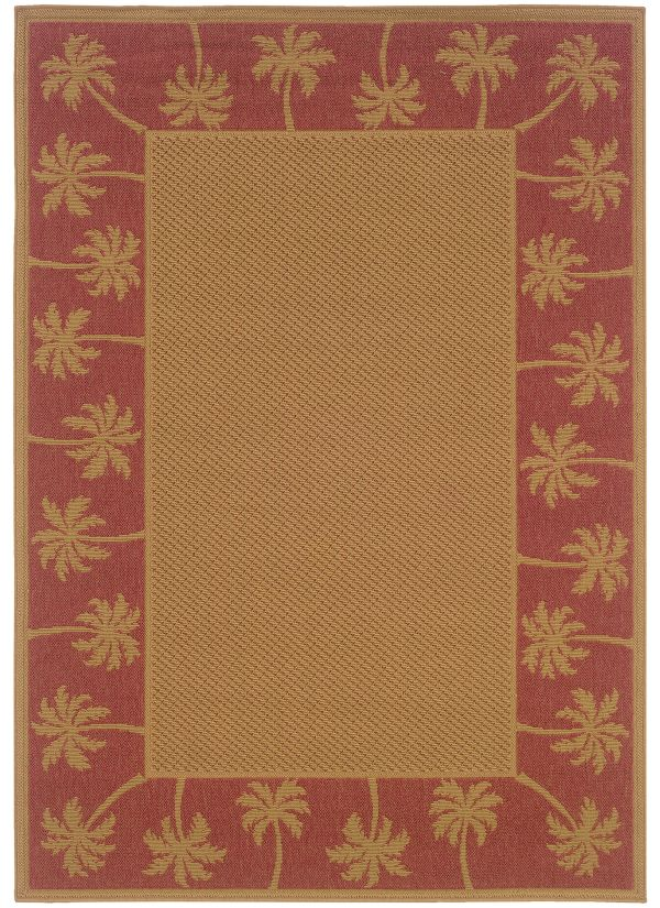 Oriental Weavers Lanai 606c Beige Collection