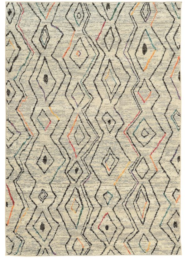 Oriental Weavers Nomad 2162w Ivory Collection
