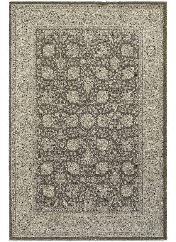 Oriental Weavers Richmond 1330u Brown Collection