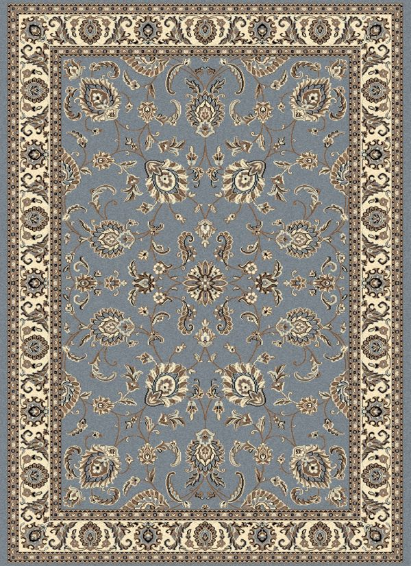 "Radici USA Alba 1426 Grey/Blue 7'9"" x 11'0"" Collection"