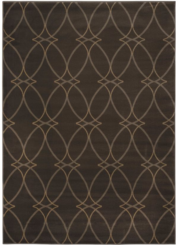 "Radici USA Pisa 3783 Brown 7'10"" x 10'6"" Collection"
