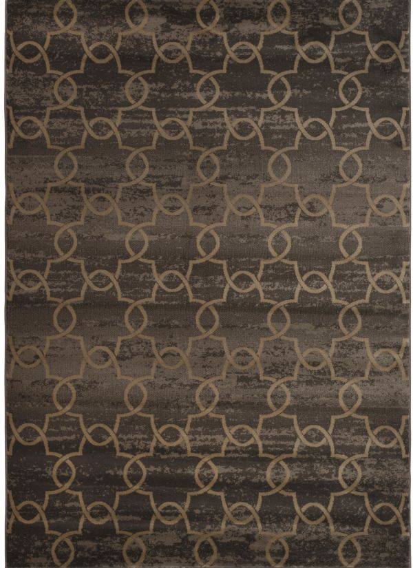 "Radici USA Pisa 3784 Brown 3'3"" x 4'11"" Collection"