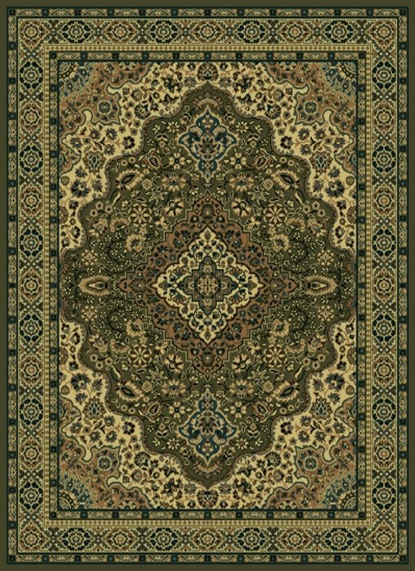 "Radici USA Castello 808 Sage 2'2"" x 7'7"" Runner Collection"