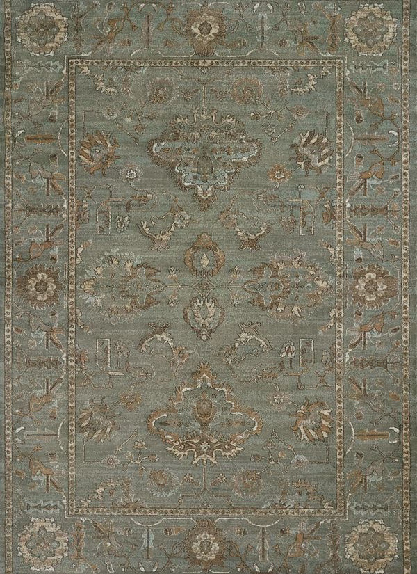 "Radici USA Colosseo 3562 Green 3'3"" x 4'11"" Collection"