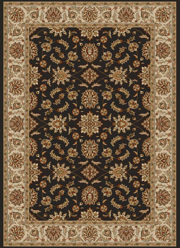 "Radici USA Como 1592 Brown 8'0"" x 8'0"" Round Collection"