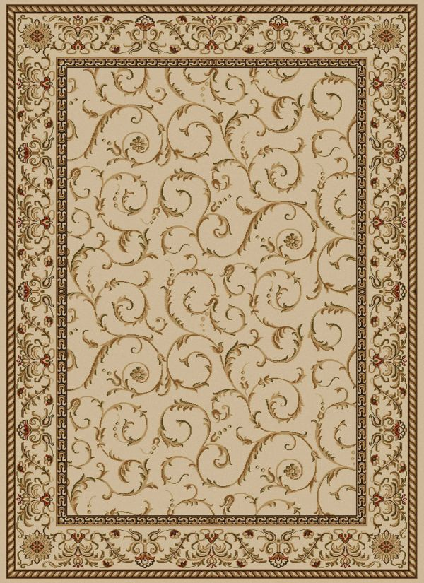 "Radici USA Como 1599 Ivory 7'9"" x 11'0"" Collection"