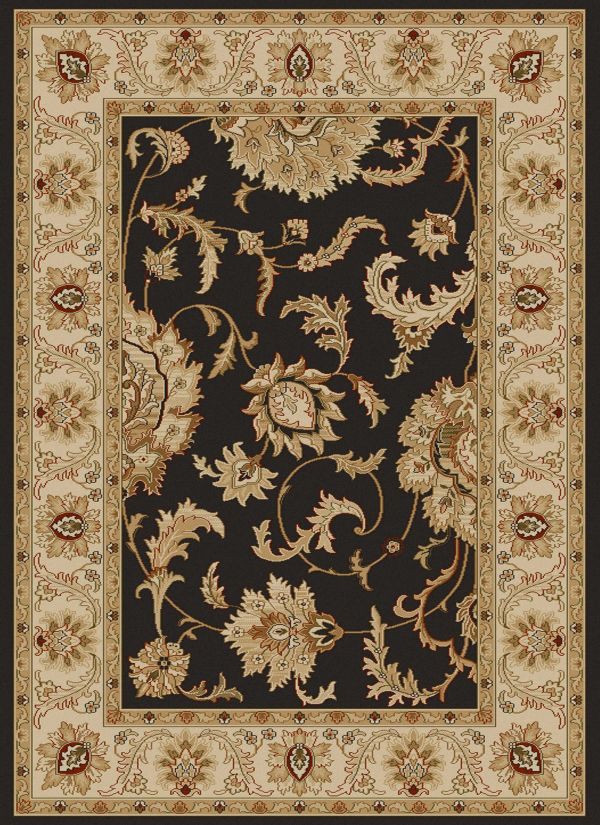 "Radici USA Como 1621 Brown 2'2"" x 7'7"" Runner Collection"