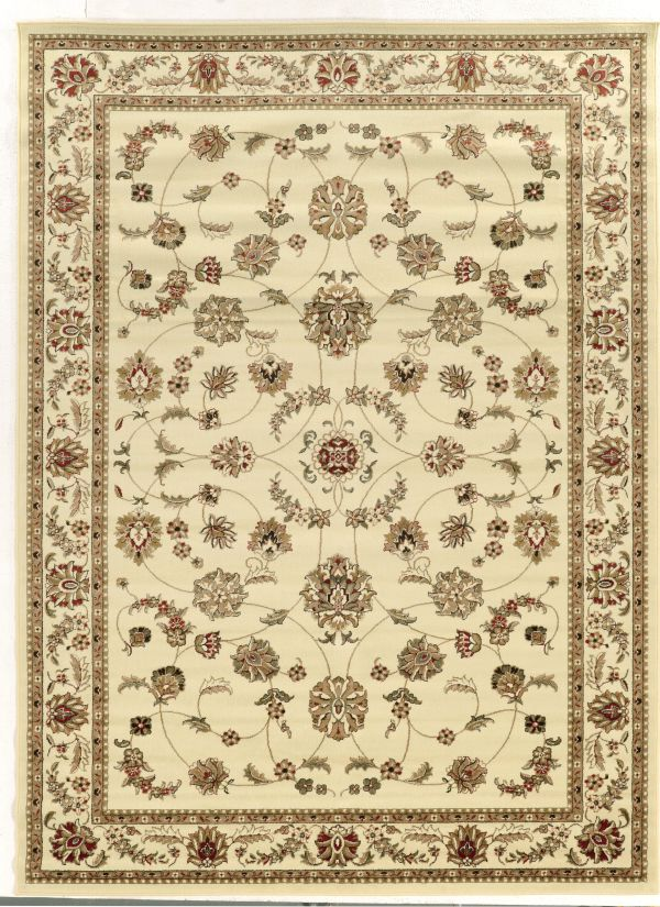 "Radici USA Como 1596 Ivory 3'3"" x 4'11"" Collection"