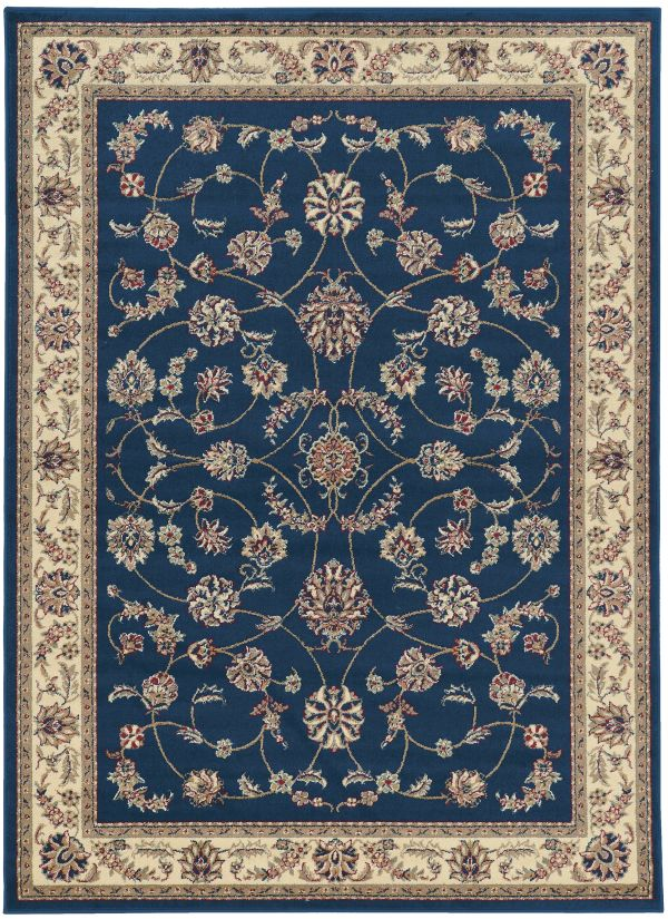 "Radici USA Como 1596 Navy 9'10"" x 12'10"" Collection"