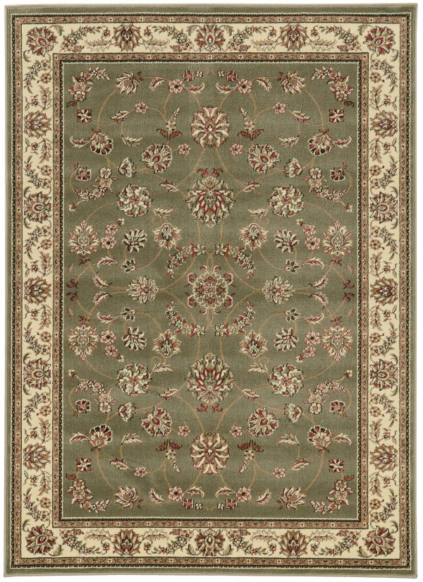 "Radici USA Como 1596 Sage 2'2"" x 7'7"" Runner Collection"