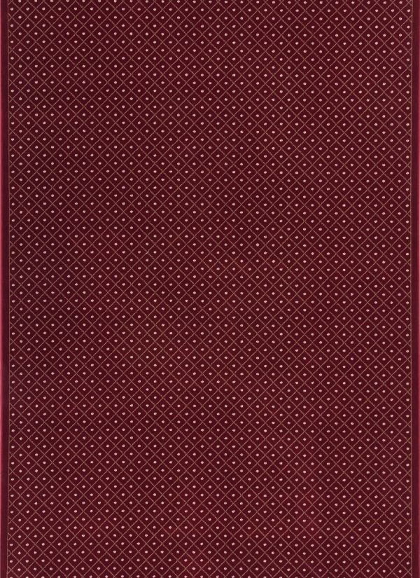 "Radici USA Como 782 Red 2'2"" x 7'7"" Runner Collection"