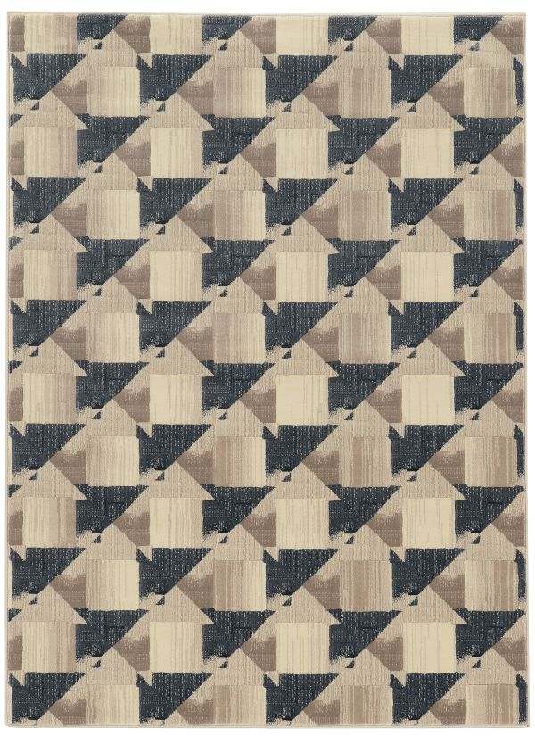 "Radici USA Iseo 3794 Grey/Bone 3'3"" x 4'11"" Collection"