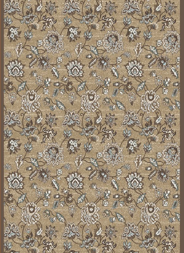 "Radici USA Pisa 3475 Beige 5'3"" x 7'3"" Collection"