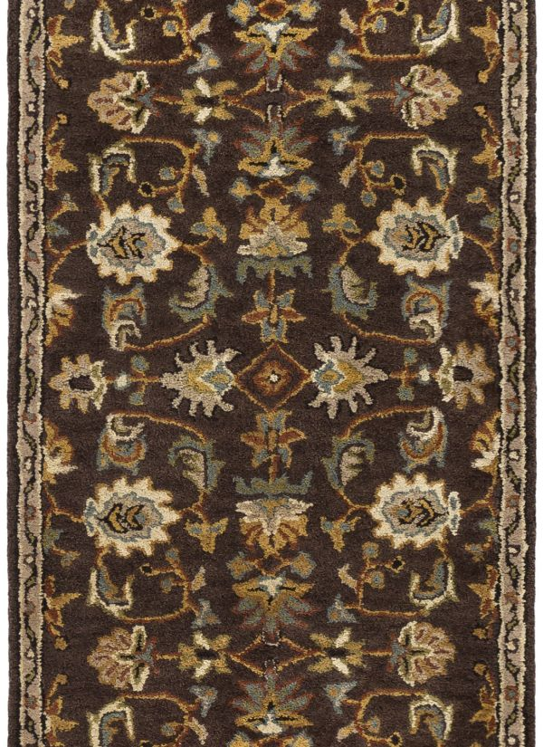 Artistic Weavers Middleton Awmd-1002 Dark Brown Collection