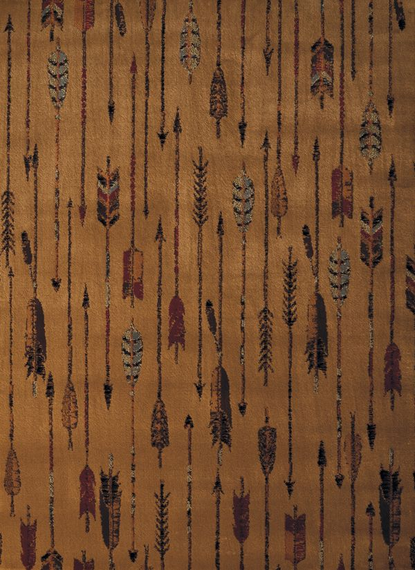 United Weavers Affinity Southwestern/Lodge Natural Collection