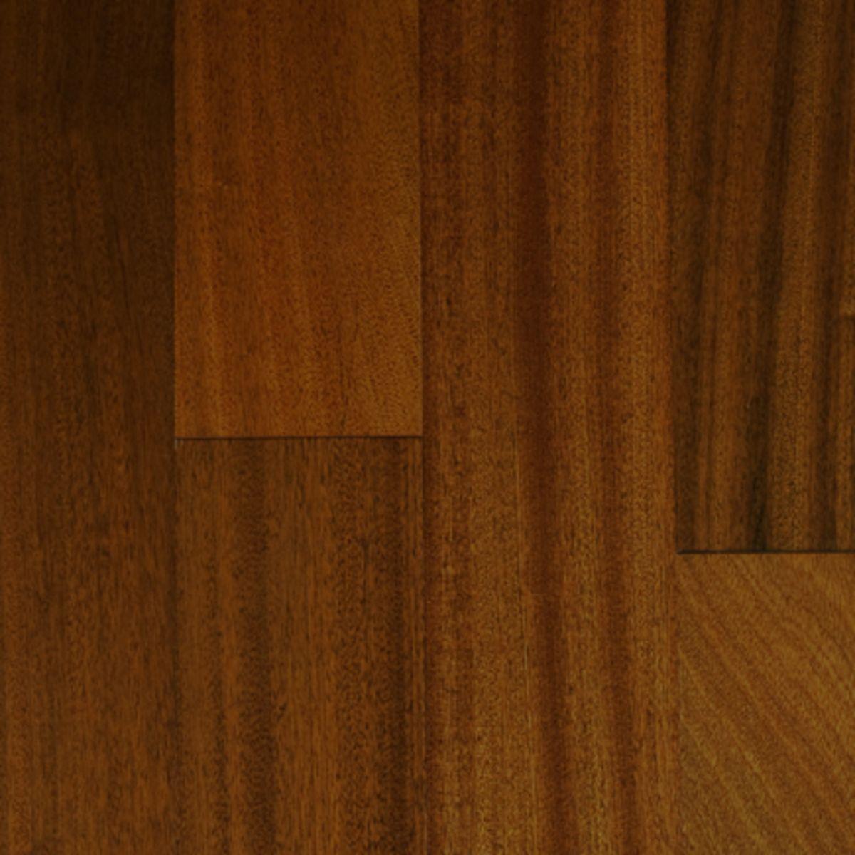 Hardwood Old Master Garrison Exotics Sapele Natural Flooring