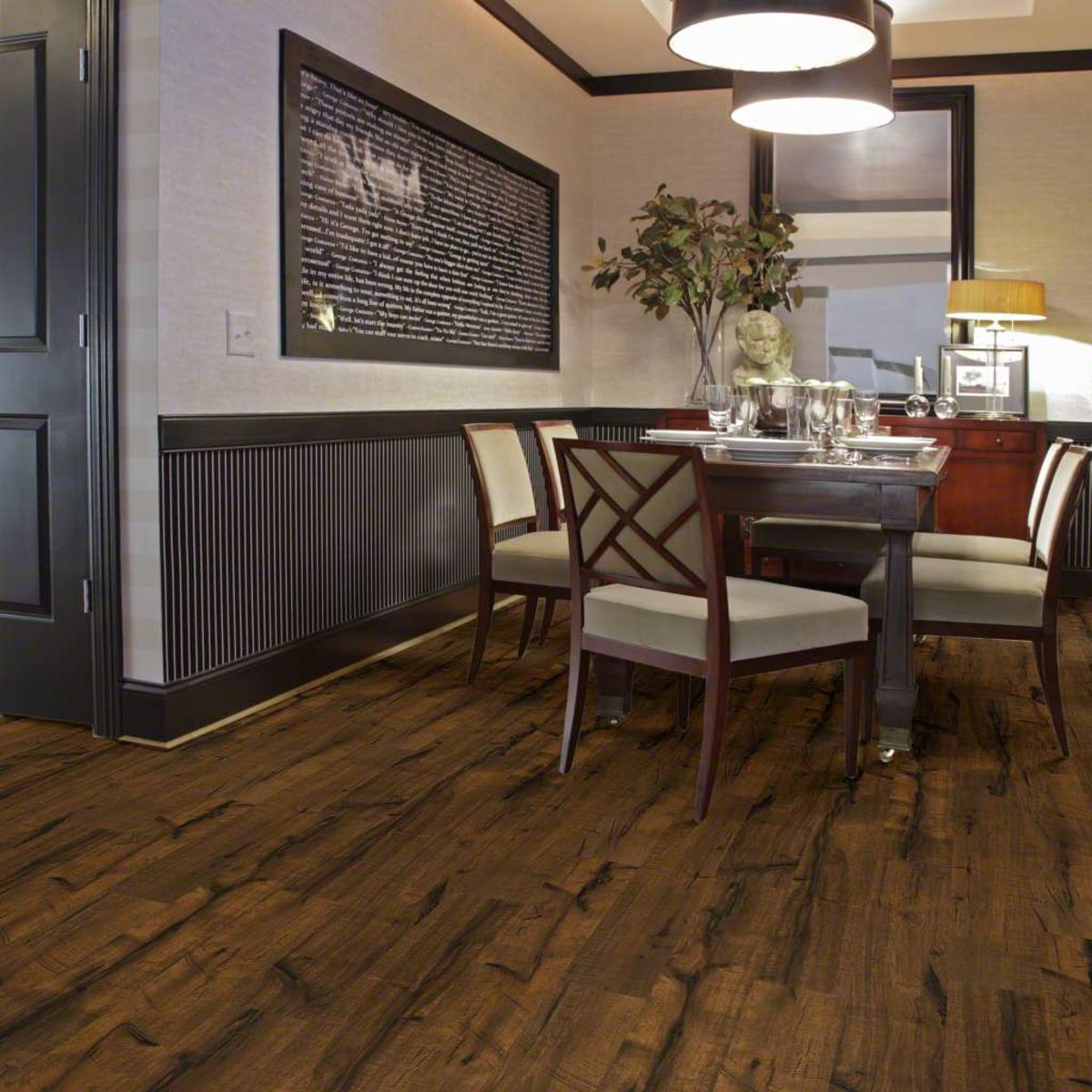 Laminate Flooring Shaw Pinnacle Port Baytown Hickory Flooring