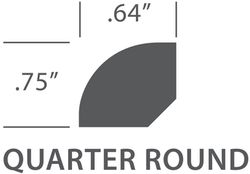 Mannington Quarter Round Lakeview Rapid