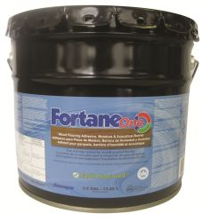 Fortane ONE MOISTURE ADHESIVE 3.5 Gallon