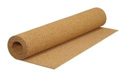 "US Floors Cork Underlayment 1/4"" (6mm) 200 Sf Roll"