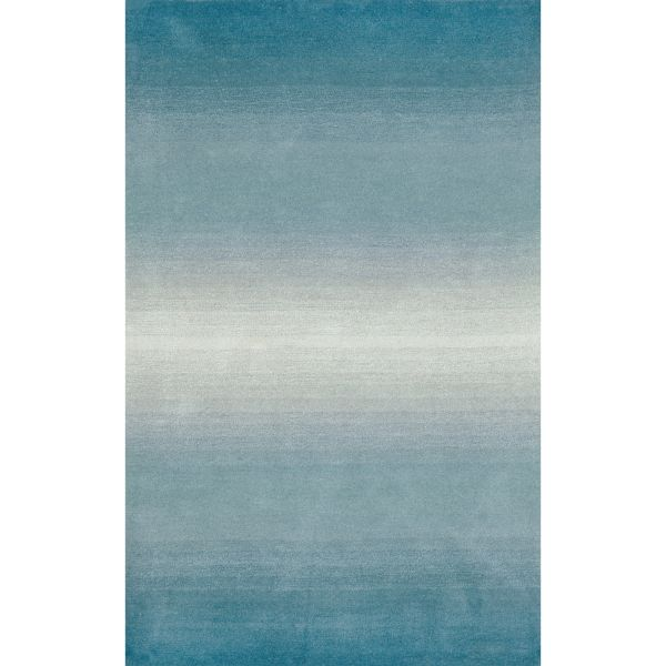 Liora Manne Ombre Horizon Blue Collection