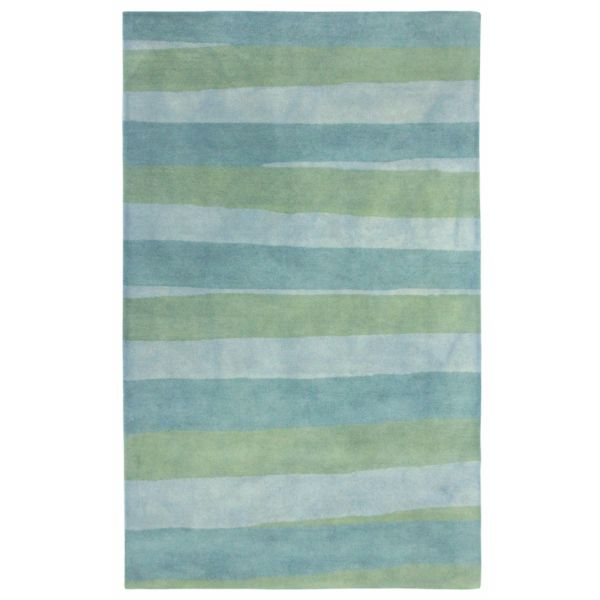 Liora Manne Piazza Stripes Blue Collection