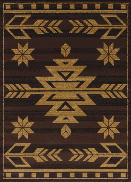 United Weavers Affinity Teton Brown Collection