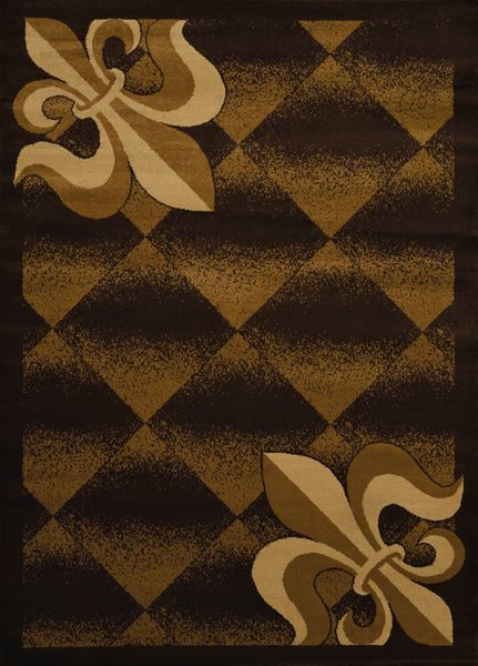 United Weavers Affinity Metairie Brown Collection