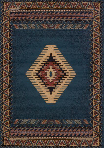 United Weavers Manhattan Tucson LT Blue Collection