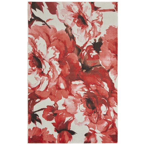 Mohawk Prismatic Rose Garden Crimson Collection