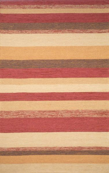 Liora Manne Ravella Stripe Red Collection