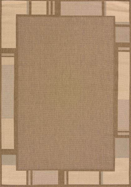 United Weavers Solarium Terrace Brown Collection