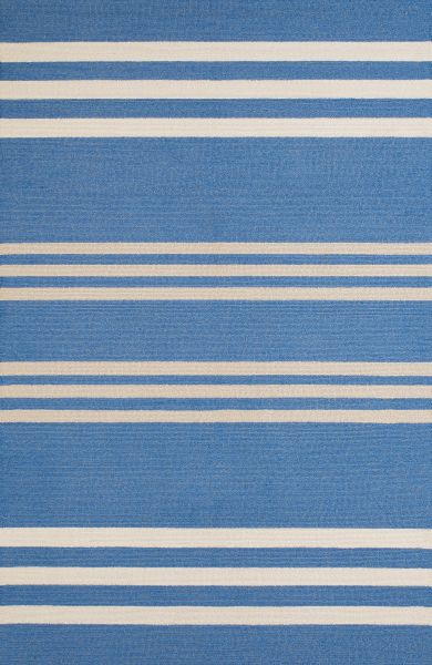 United Weavers Panama Jack Signature Parallel Blue Collection
