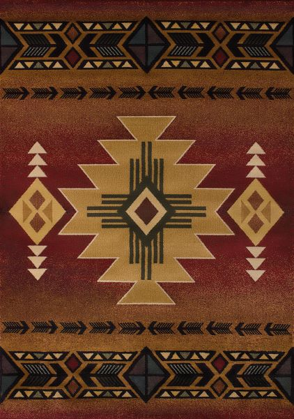 United Weavers Genesis Arizona Crimson Collection